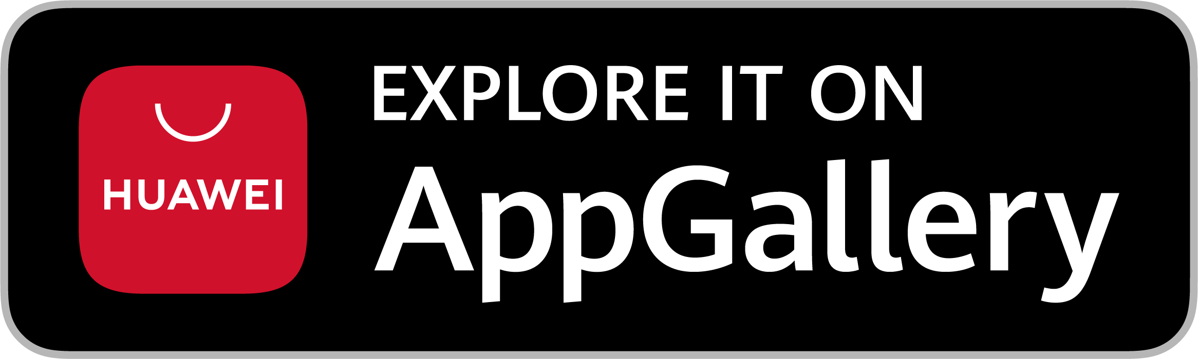 HUAWEI-Explore it on AppGallery